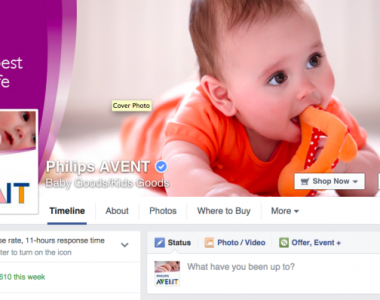Social Media – Philips AVENT Australia & New Zealand