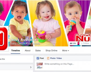 Social Media – Nuby